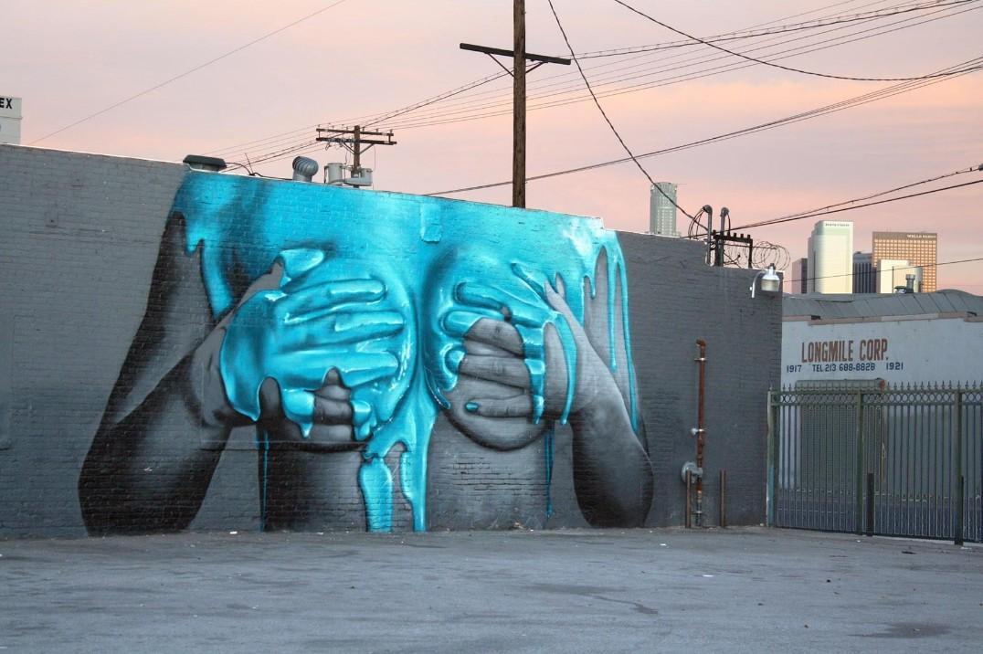 бизнес на красивых граффити