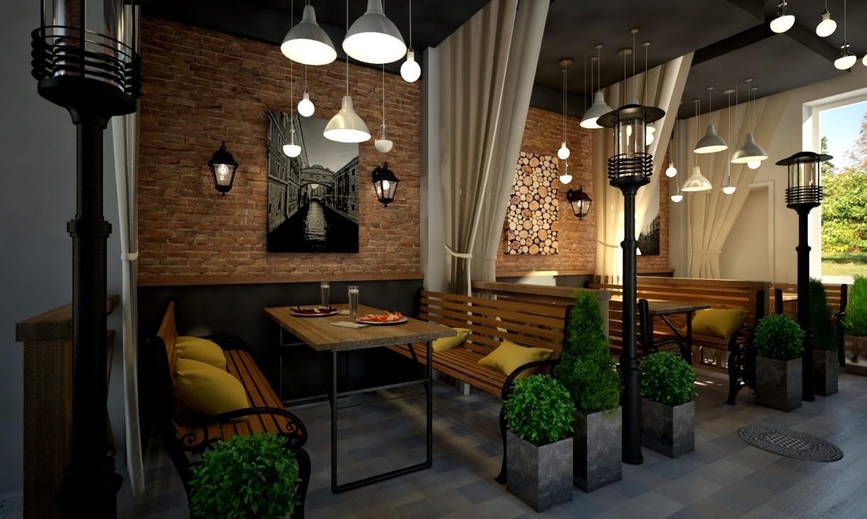 бизнес-идея открытия кафе
