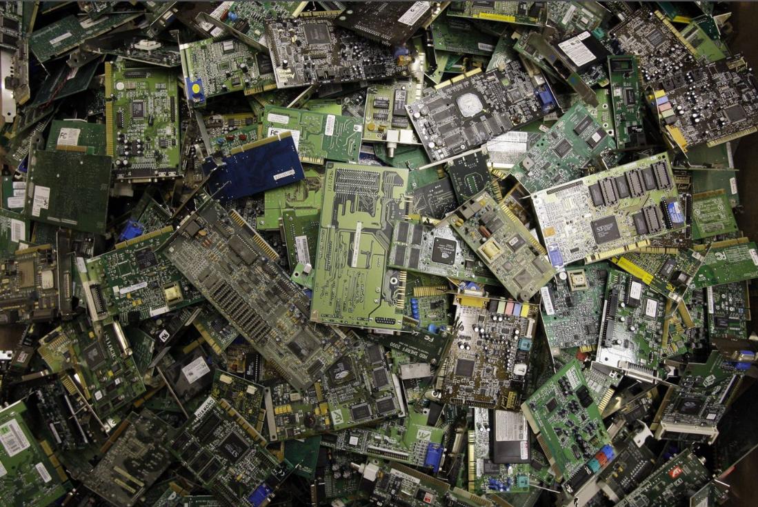 бизнес-идея открытия свалки электроники