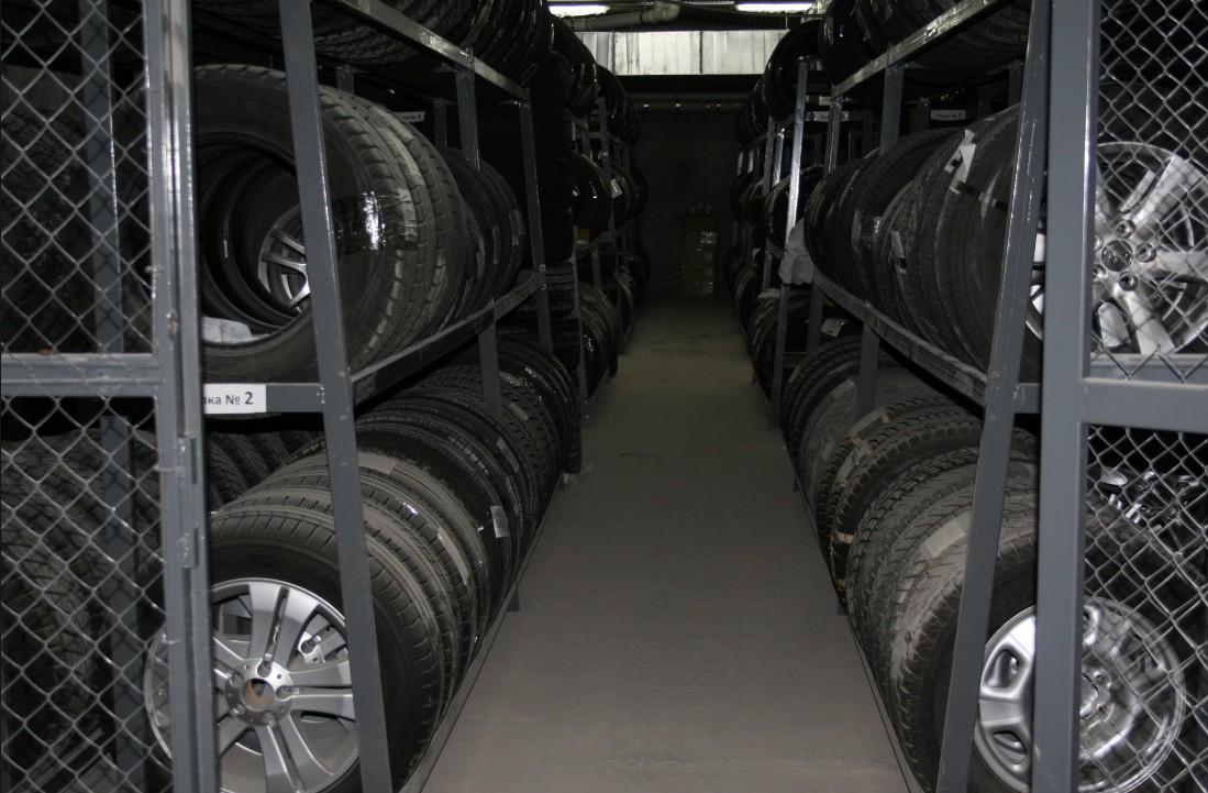 бизнес-план открытия склада по хранению автомобильных шин