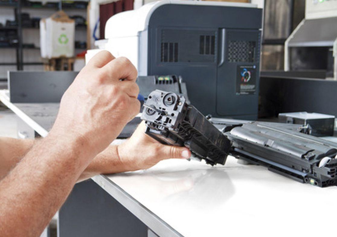 бизнес на заправке картриджей для принтеров