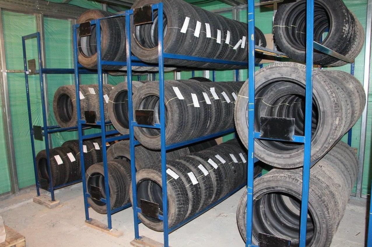 примерный бизнес-план склада хранения автошин