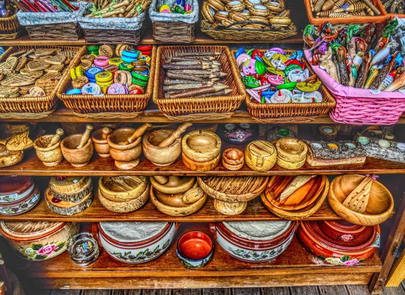 бизнес-идея заработка на продаже сувениров и подарков