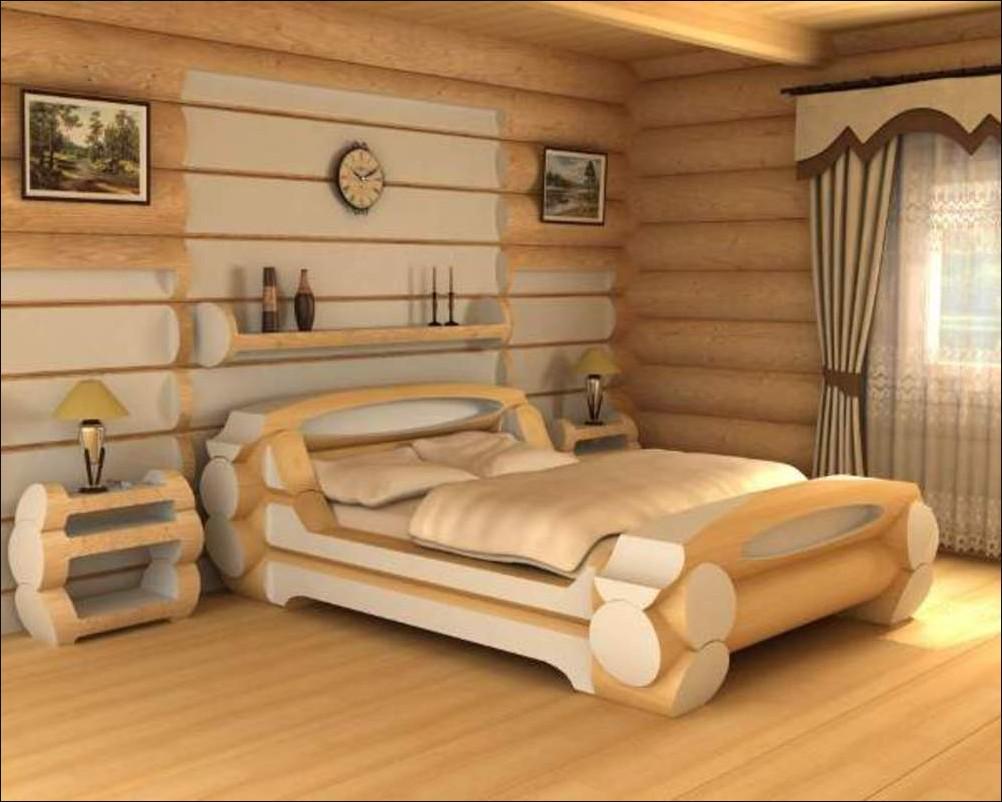 бизнес-идея изготовления и продажи мебели из бревен