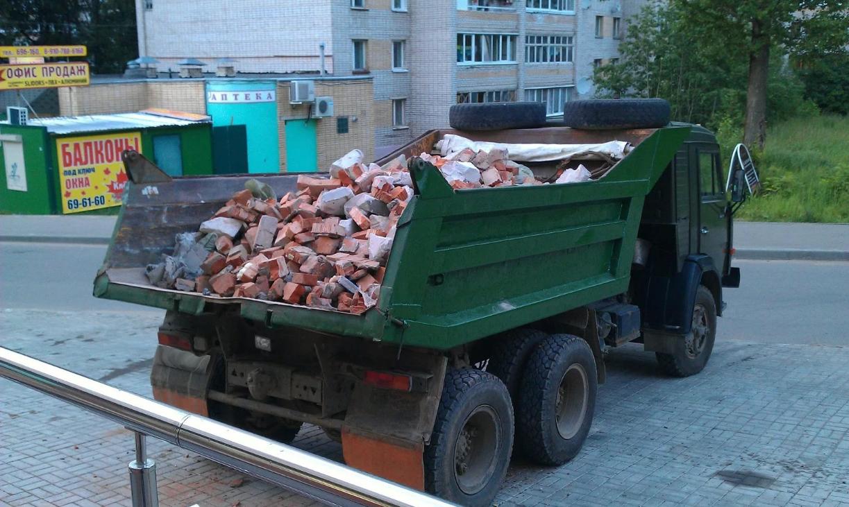 бизнес-идея по вывозу строительного мусора из квартир