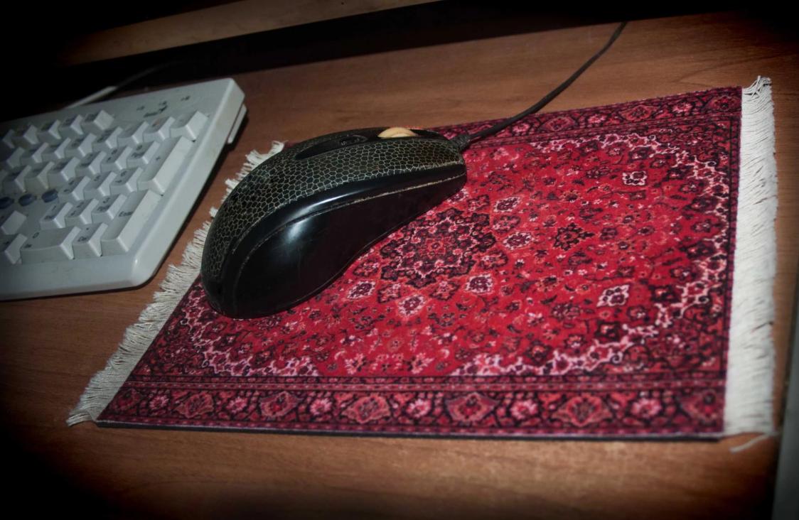 бизнес на производстве ковриков для мыши