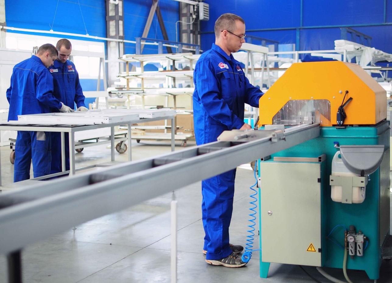 бизнес на производстве пластиковых окон