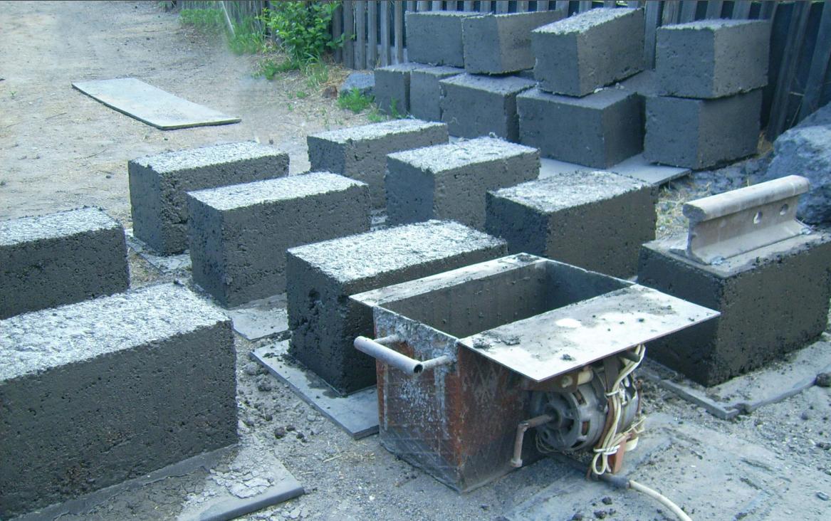 Формы своими руками для блоков