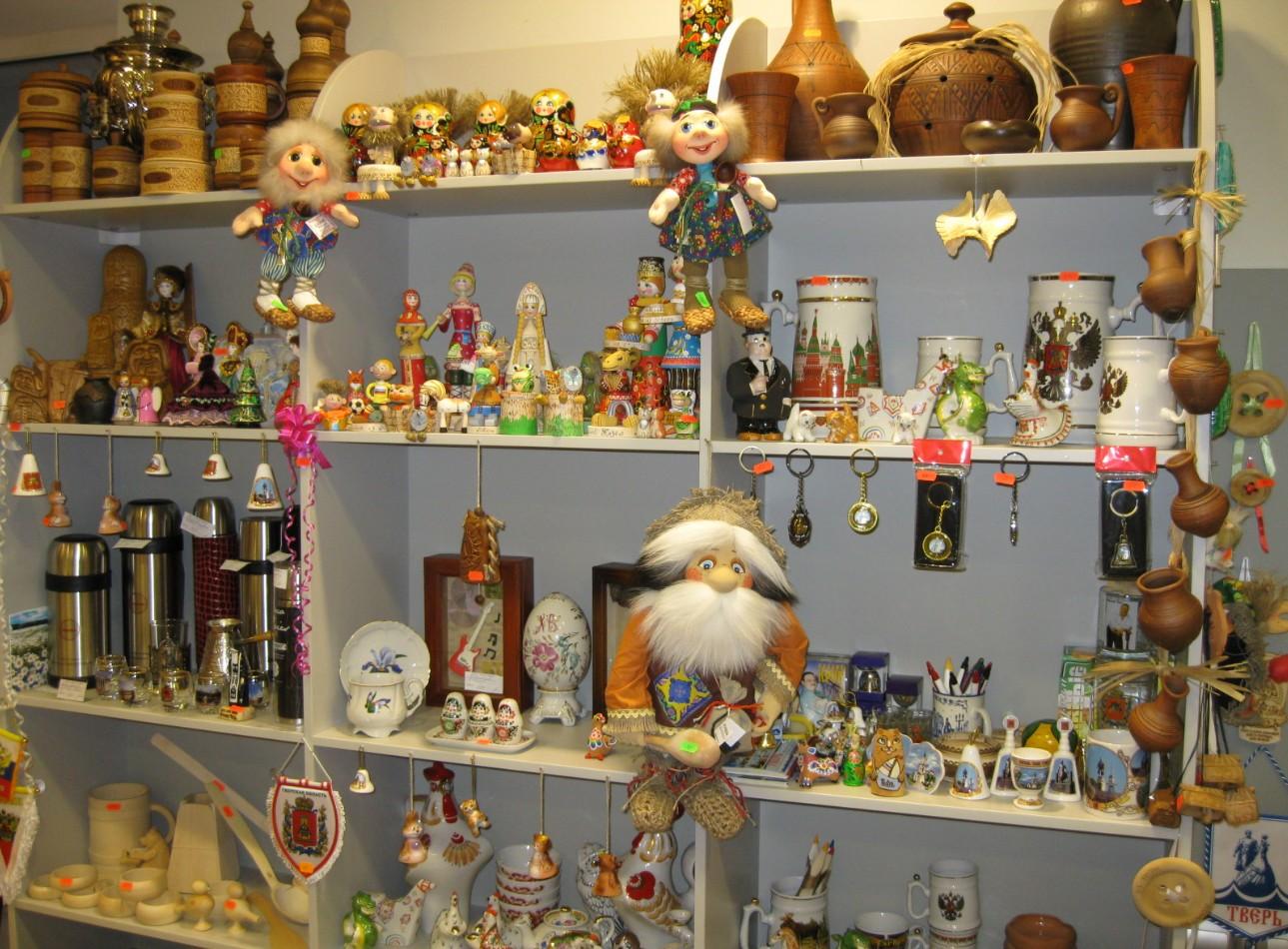 как организовать бизнес на продаже сувениров и подарков