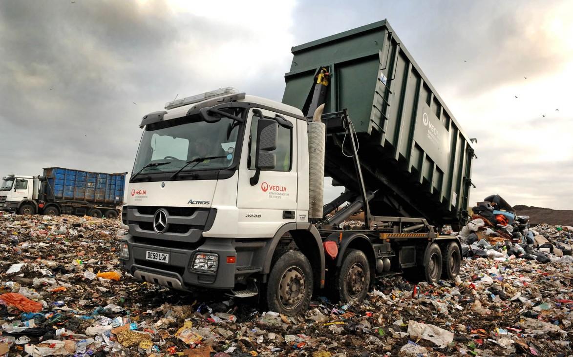 расчеты бизнес-плана по вывозу мусора