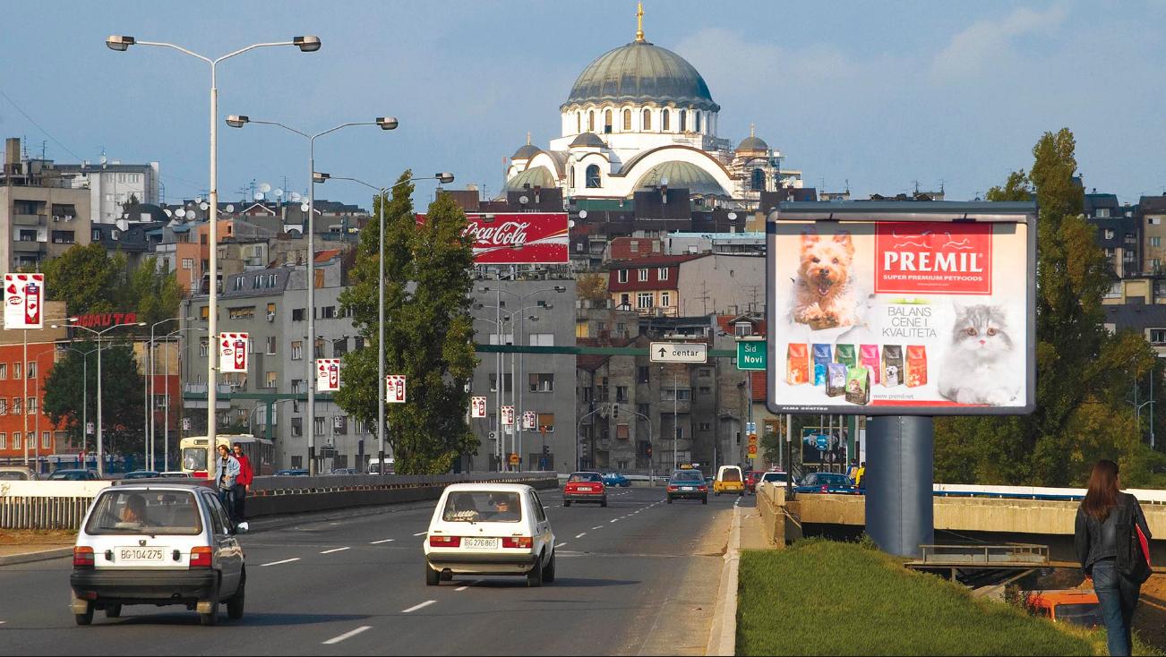 как организовать бизнес на установке рекламных билбордов