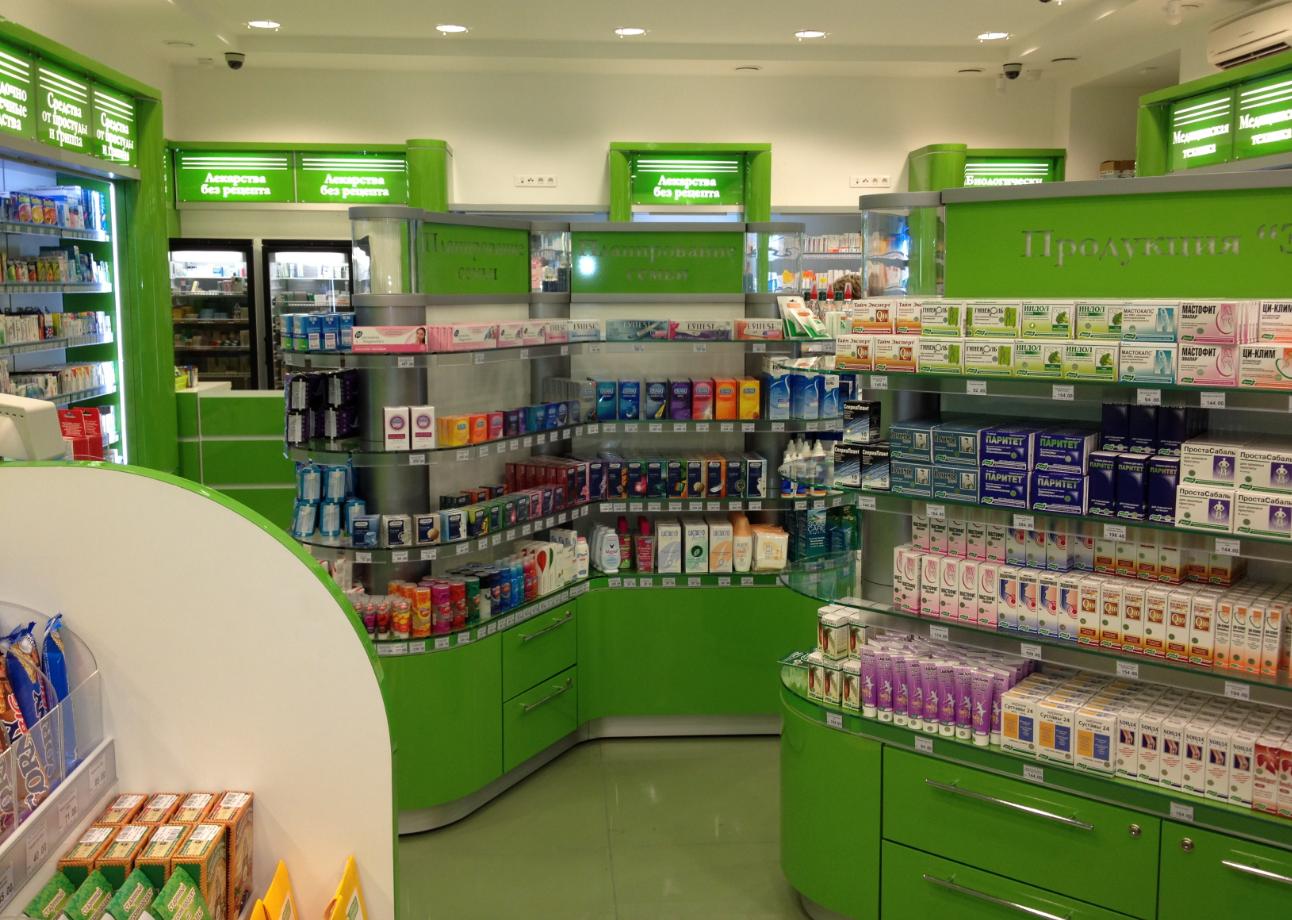 строительство аптеки