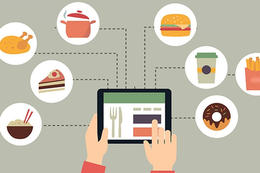 бизнес по доставке еды через онлайн