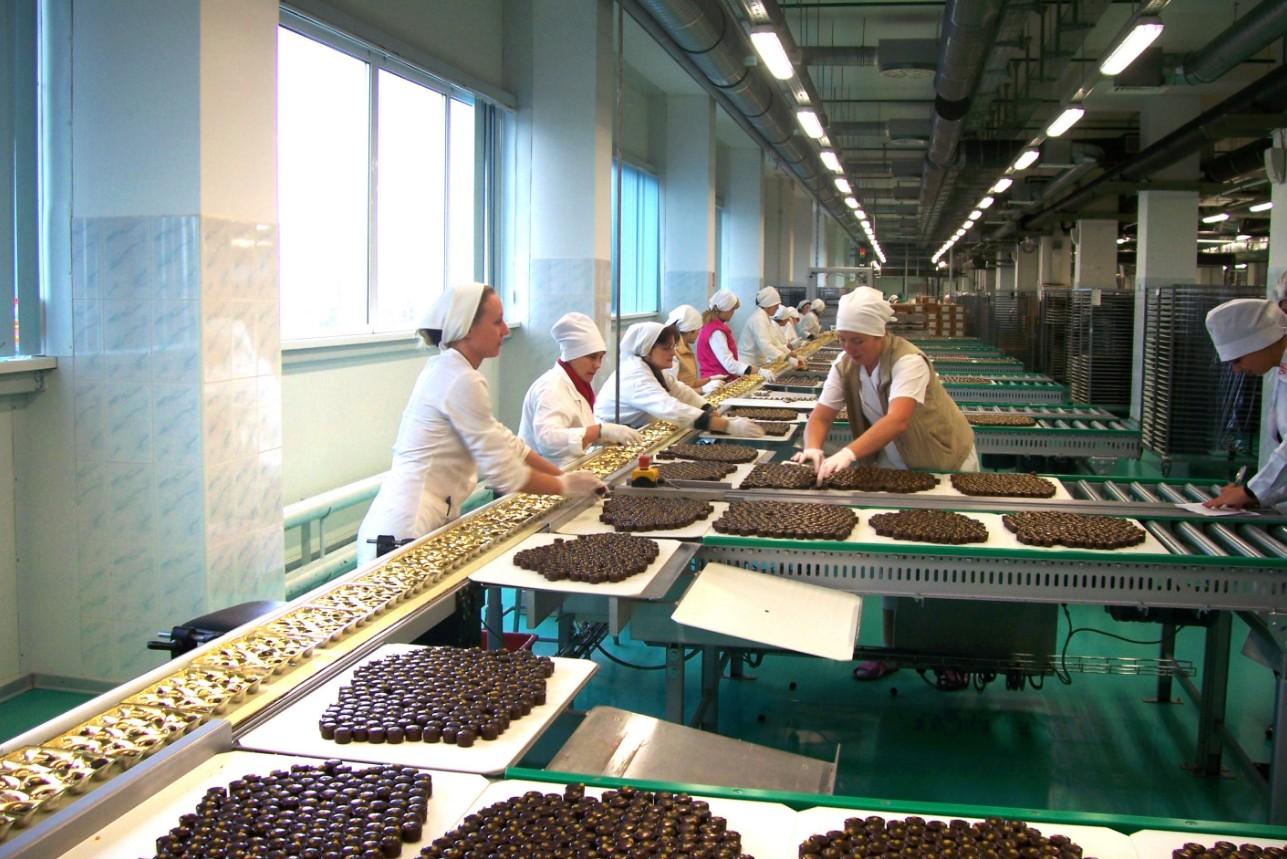 бизнес по экскурсиям на кондитерские фабрики