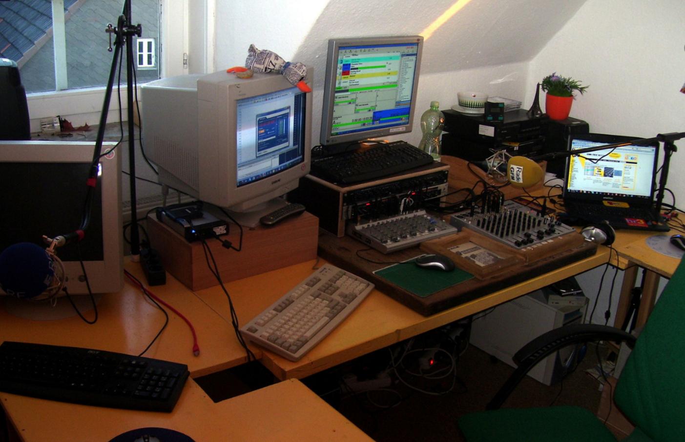 как организовать бизнес на открытии интернет-радиостанции