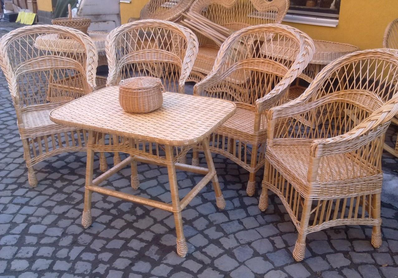 бизнес-идея плетения мебели из ивы