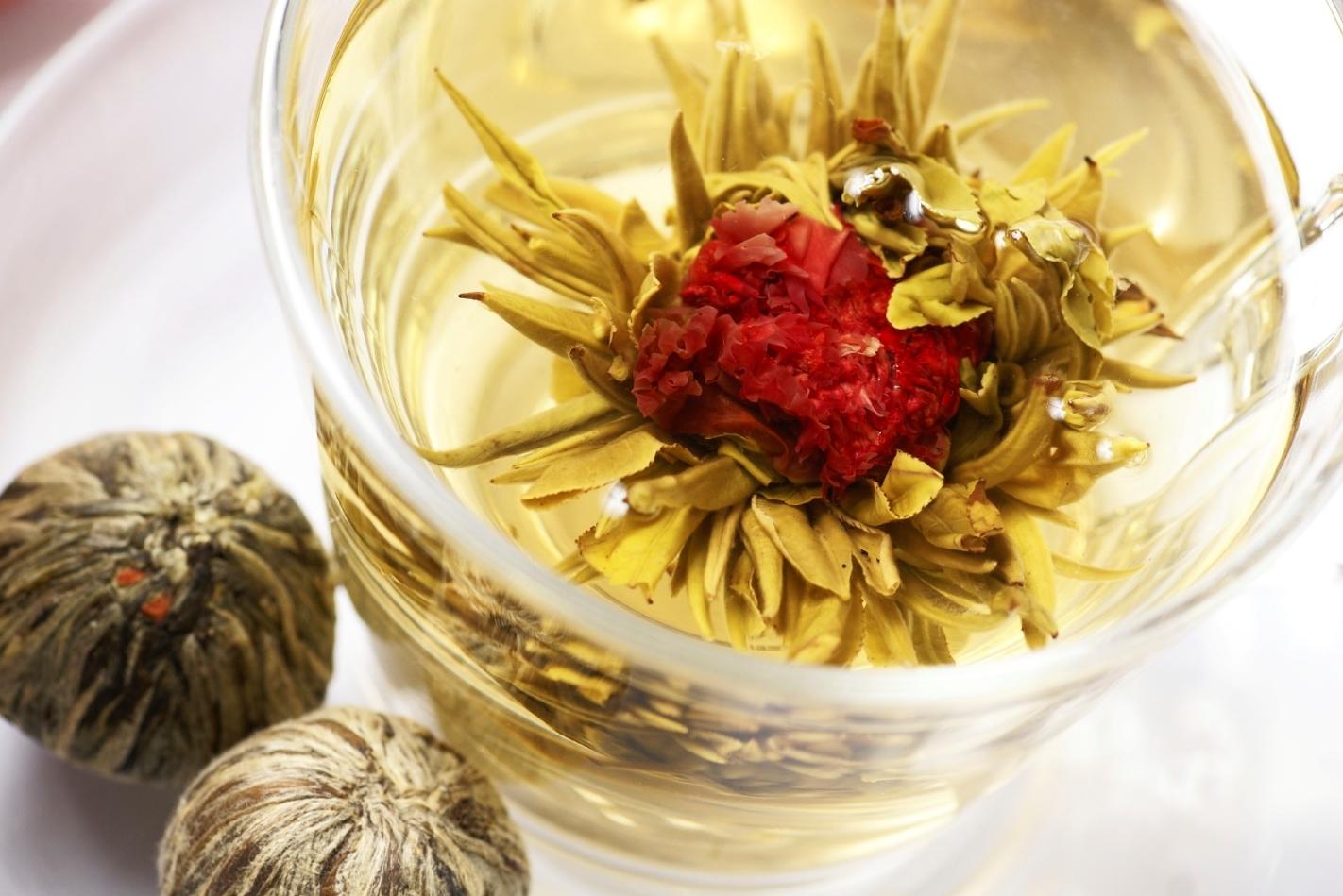 бизнес-идея продажи цветущего чая