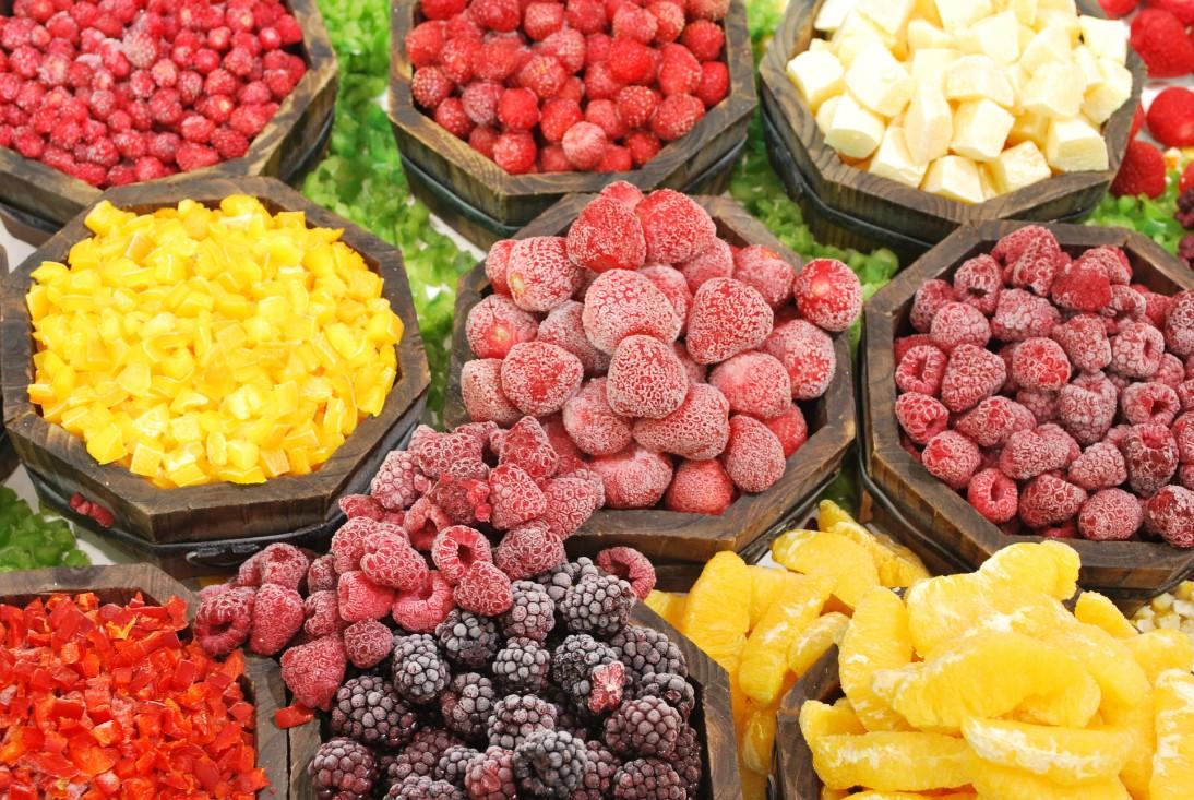 бизнес-идея производства замороженных овощей и фруктов