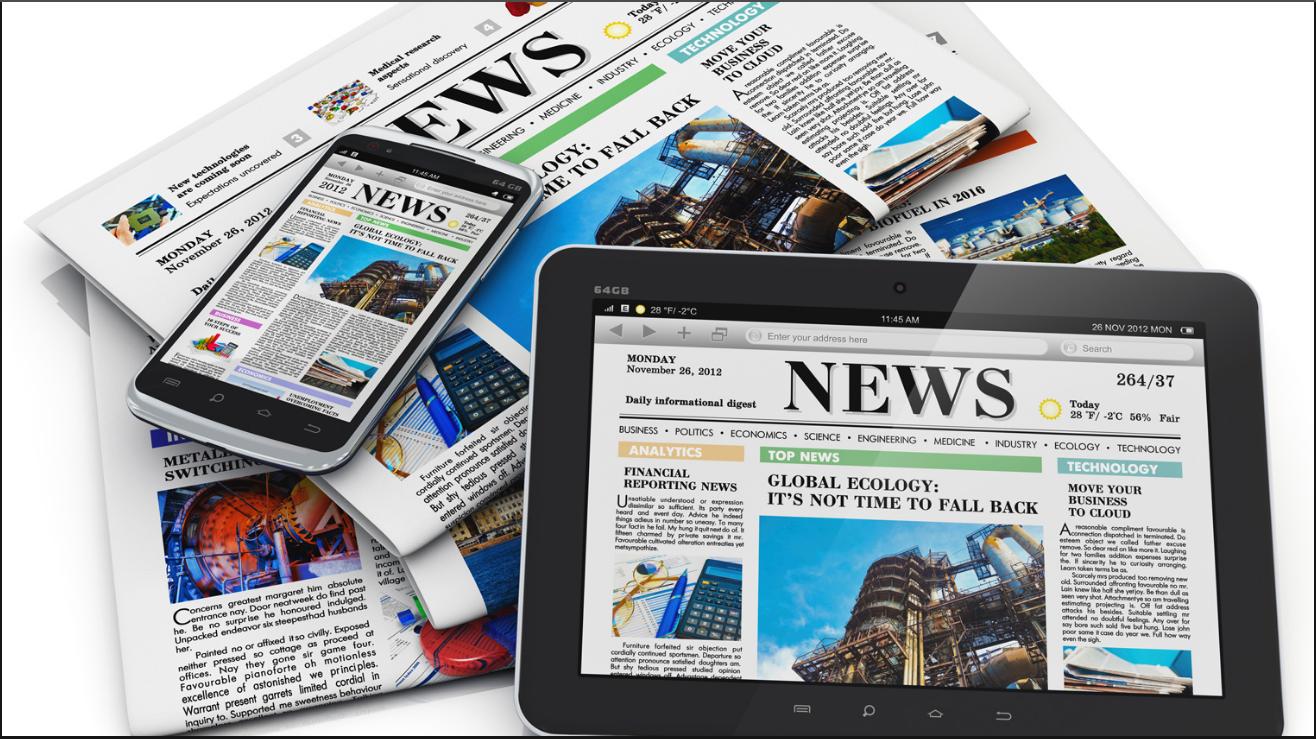 бизнес на открытии интернет-газеты