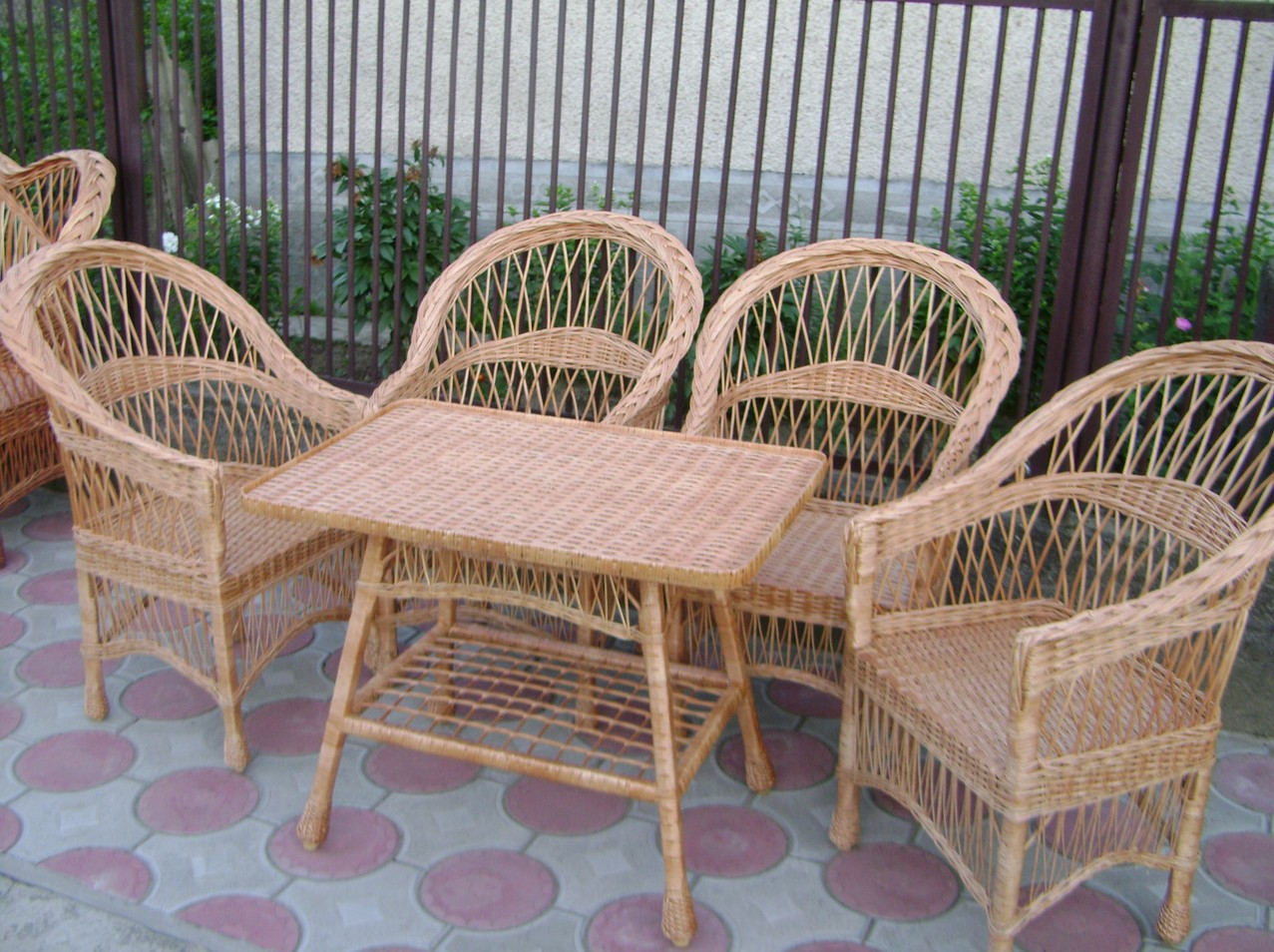 бизнес на плетении мебели из ивы