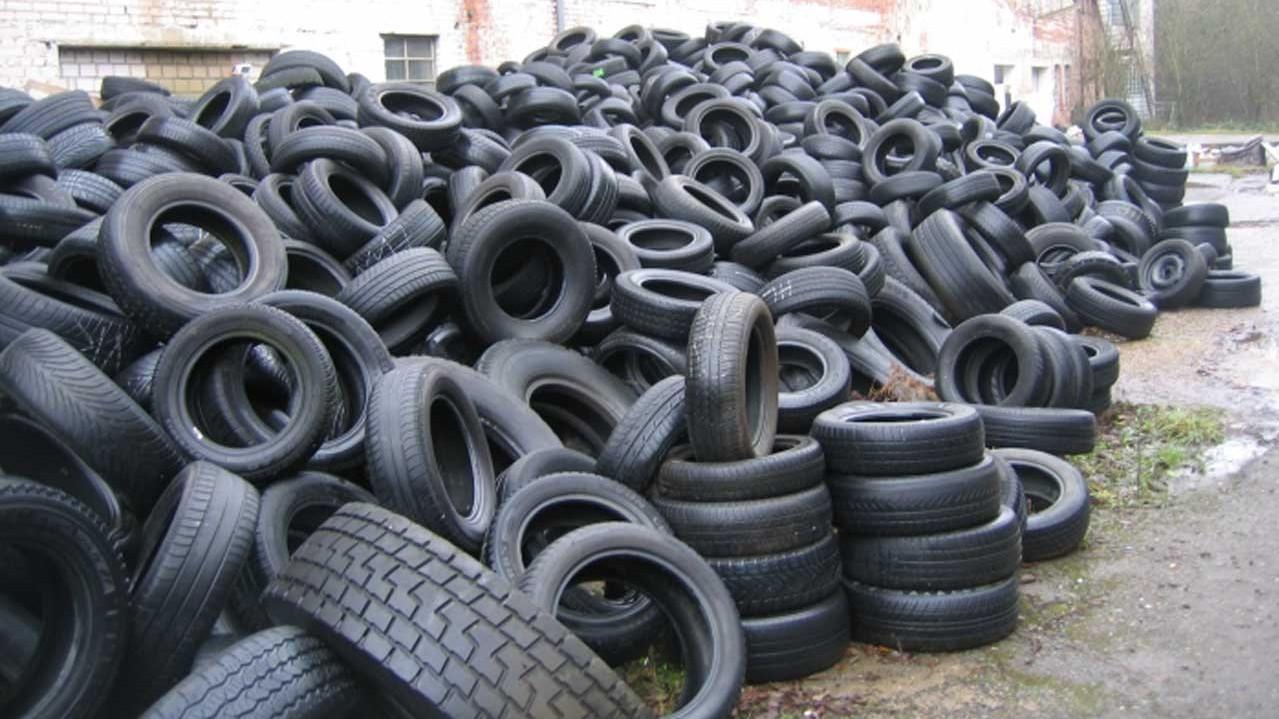 бизнес по переработке шин для авто