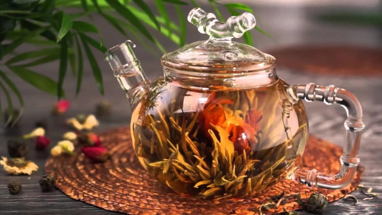 бизнес по продаже цветущего чая