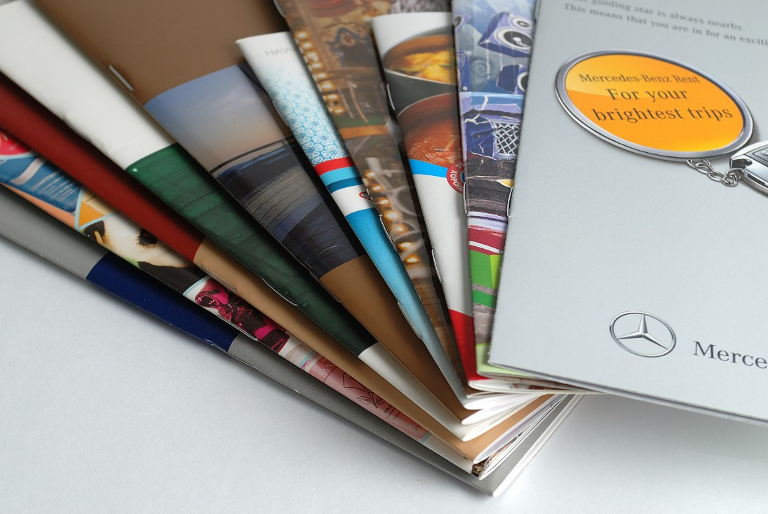 как организовать бизнес по изготовлению рекламных каталогов