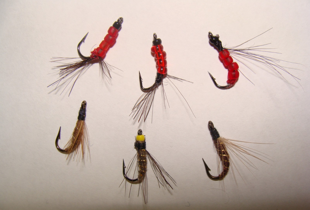 Как сделать мухи на рыбалку
