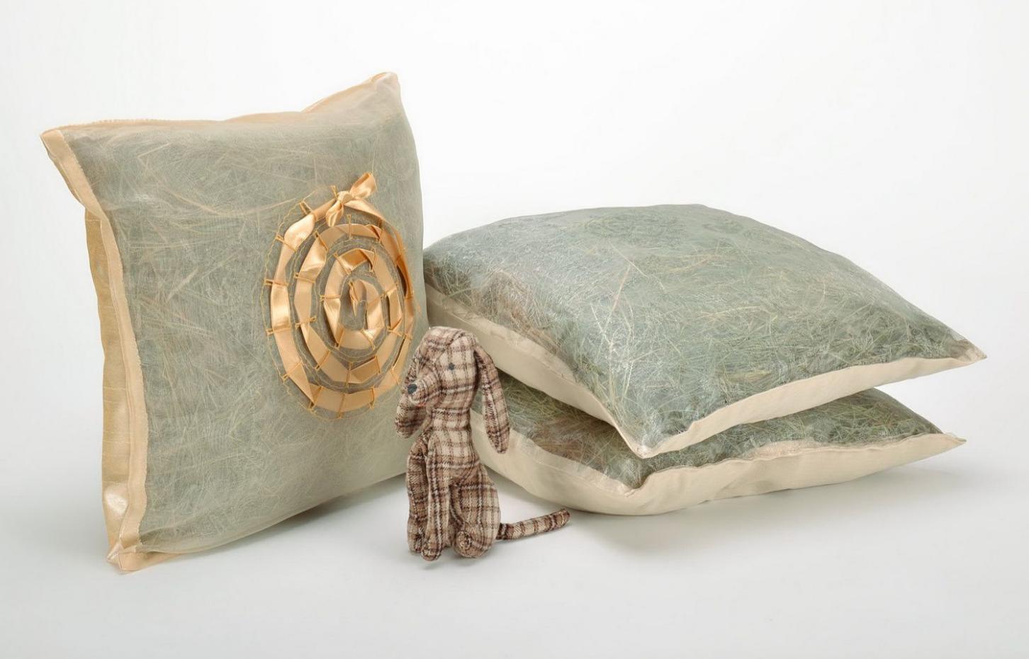 бизнес-идея изготовления травяных подушек