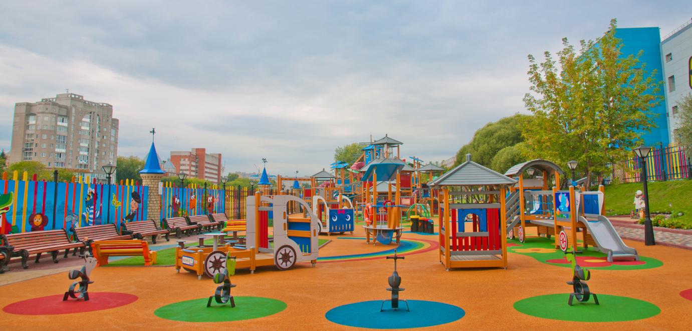 бизнес-идея открытия платной детской площадки