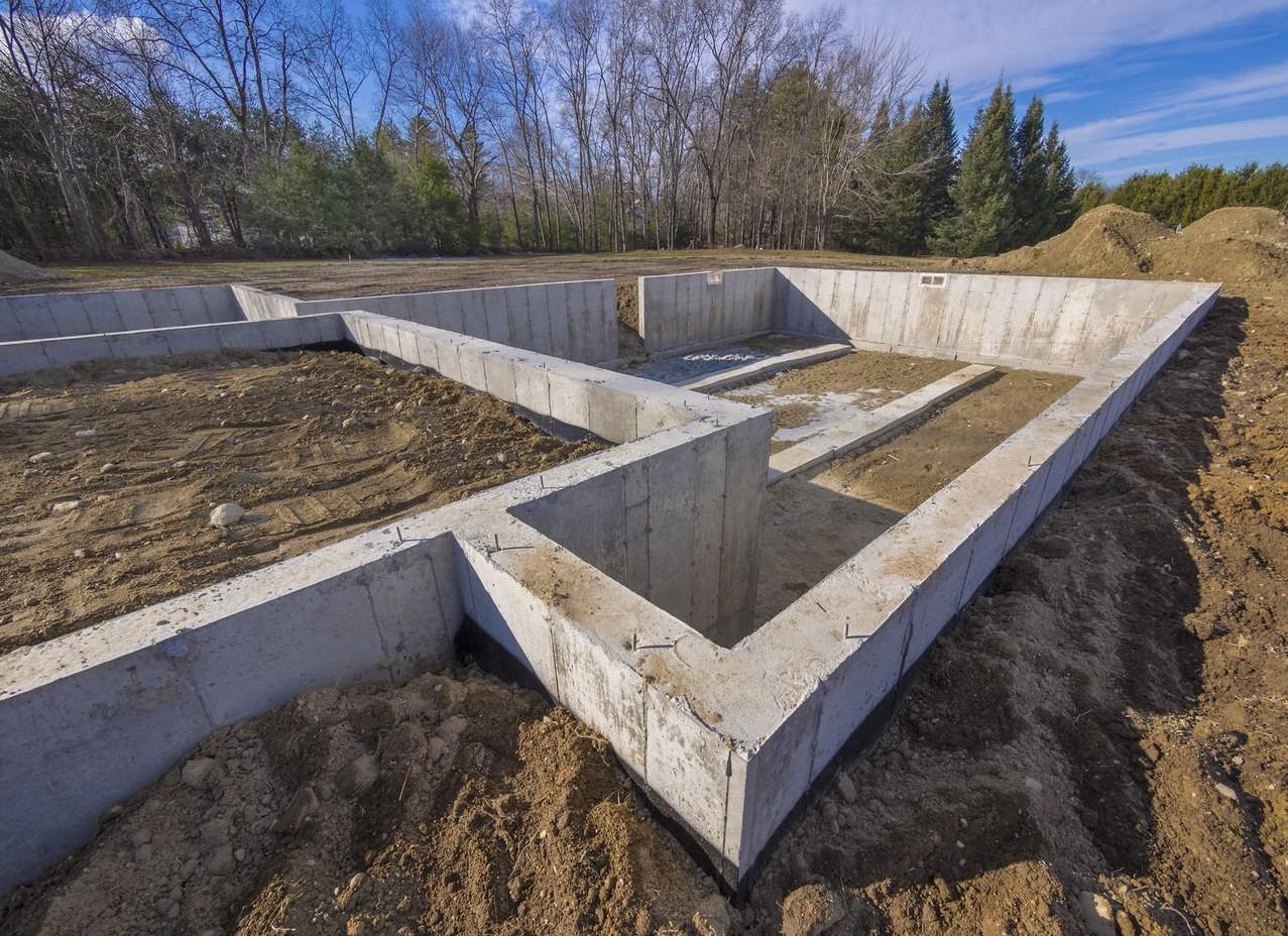 бизнес-идея создания фундаментов зданий