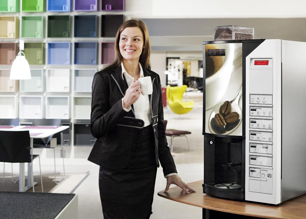 бизнес-идея установке кофейного аппарата