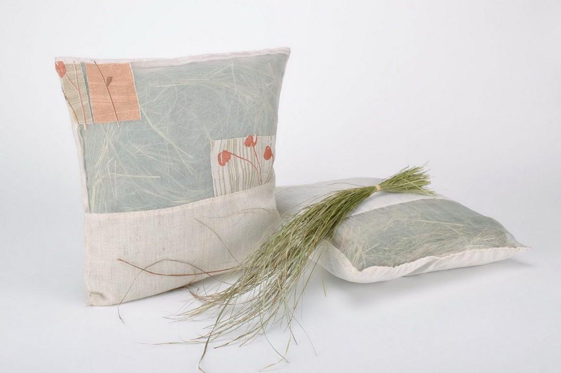 бизнес на изготовлении травяных подушек