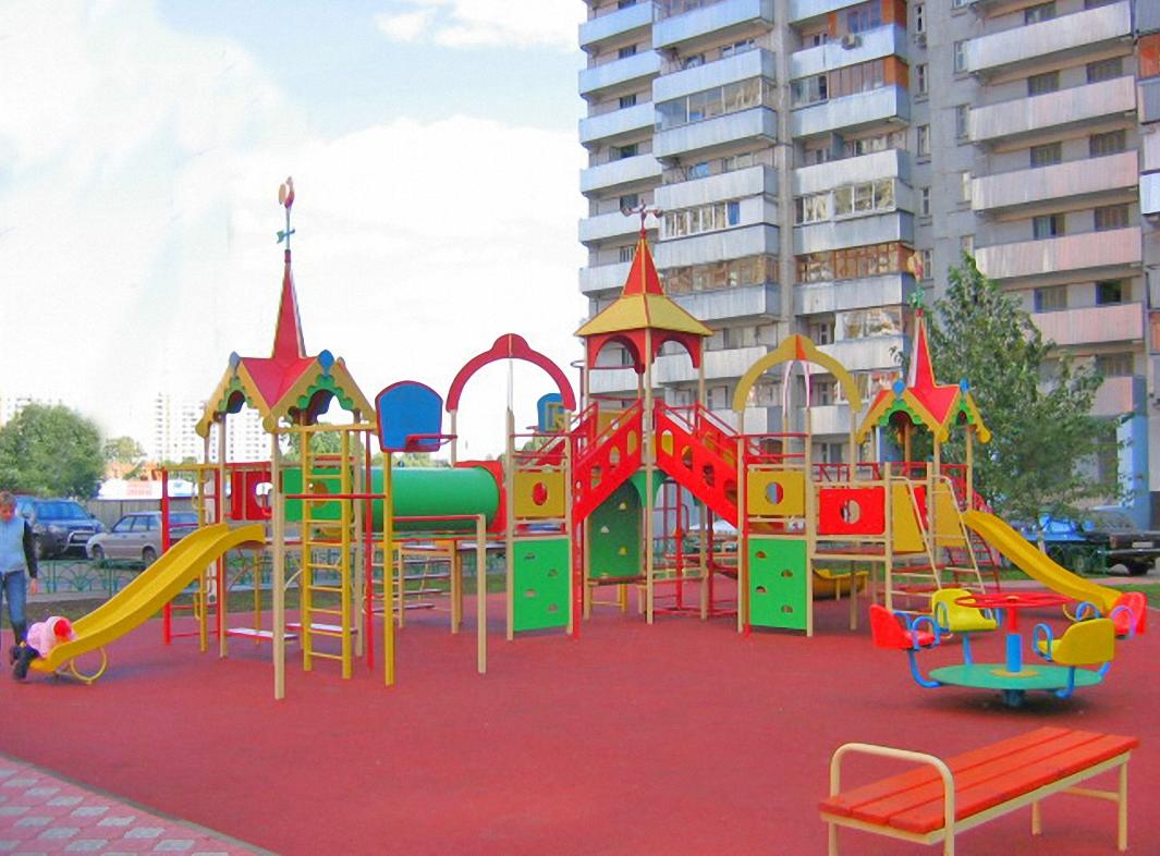 бизнес на открытии платной детской площадки