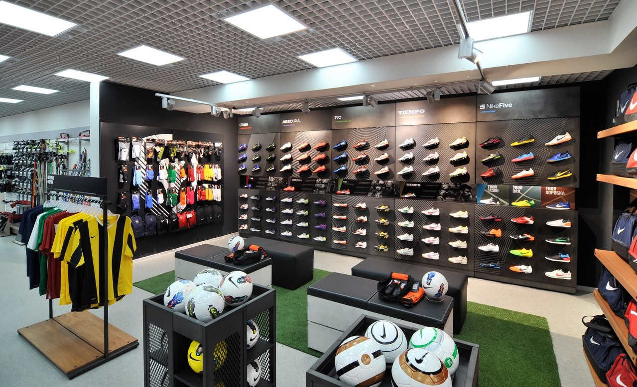 Бизнес-план открытия магазина спортивных товаров Как открыть магазин ... 56e05bed389