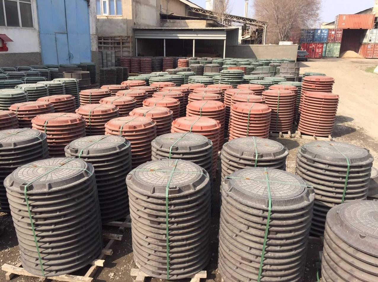 бизнес по производству канализационных люков