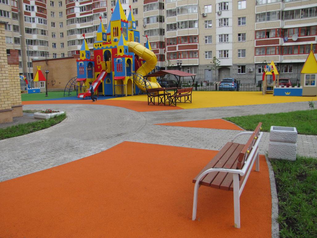 как организовать открытие платной детской площадки