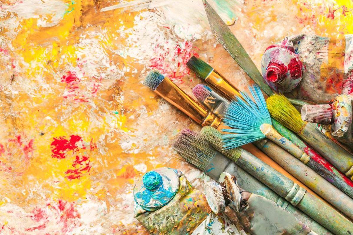 как организовать открытие студии живописи