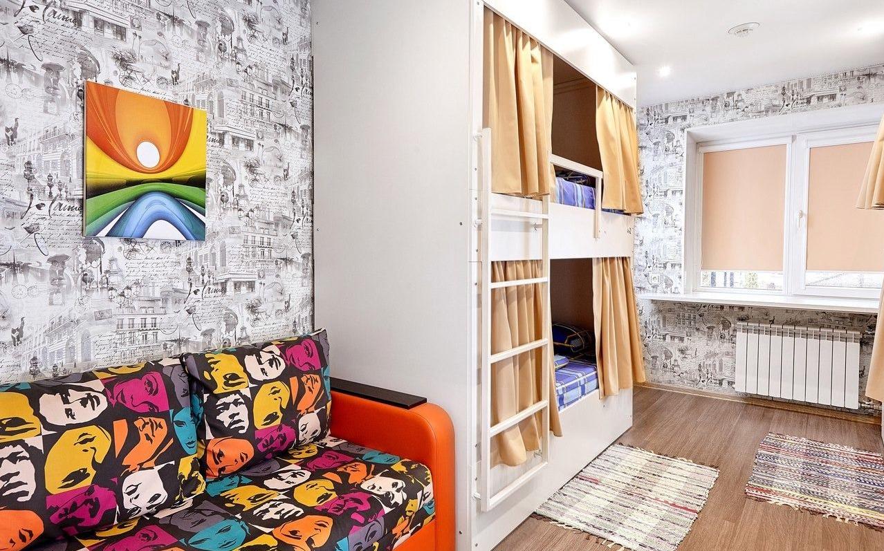 как организовать хостел квартирного типа