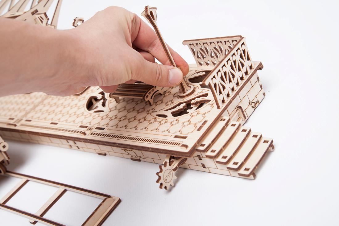 как открыть магазин по продаже 3D пазлов