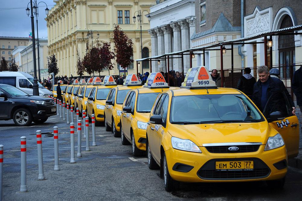Бизнес-идея открытие службы такси