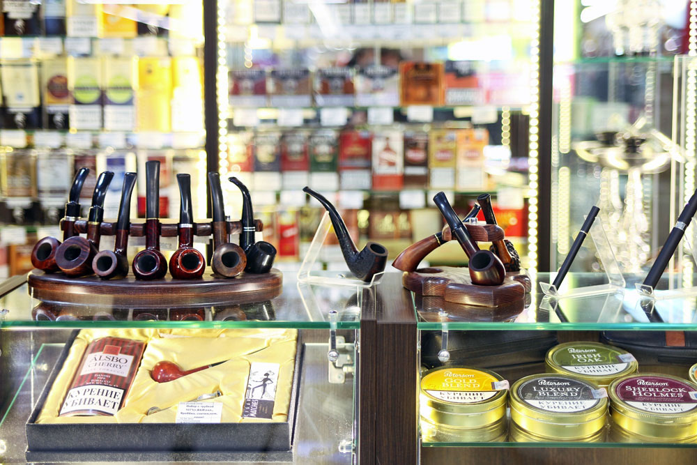 Бизнес-идея открытия табачной лавки