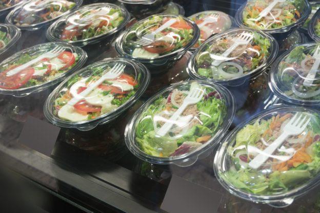 Бизнес-идея производство салатов