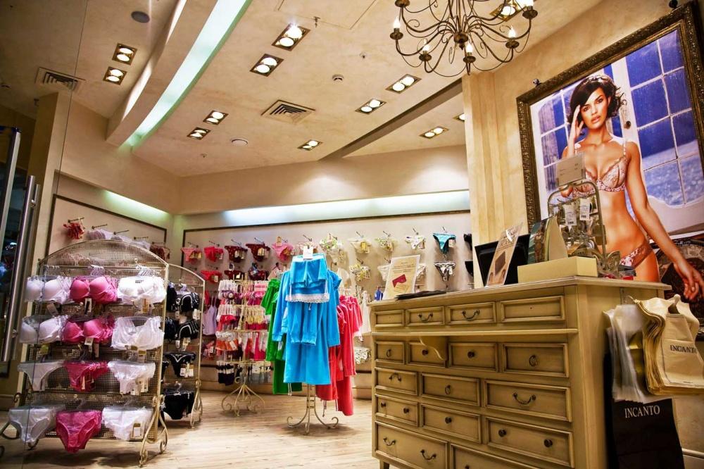 Бизнес на открытии магазина женского белья