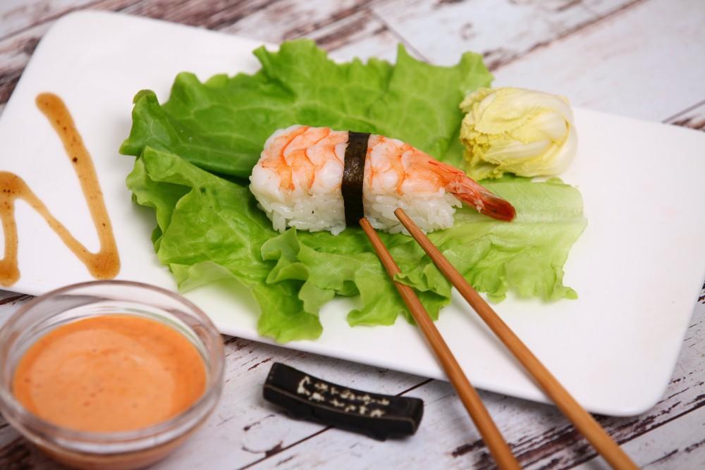 С чего начать доставку суши и роллов