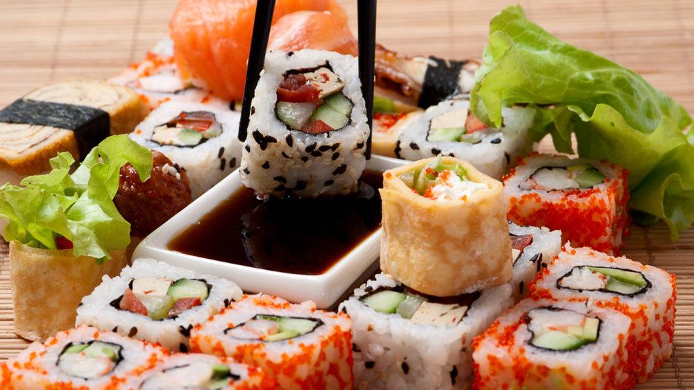 Бизнес-идея доставка японских блюд