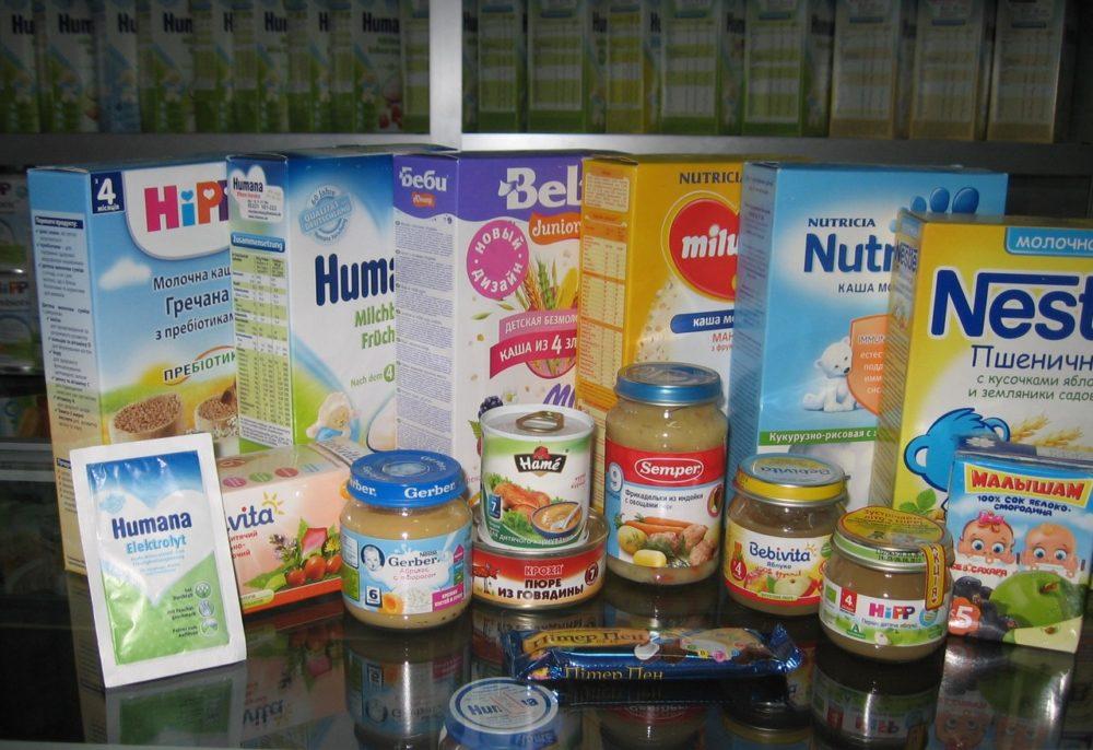 бизнес идея открытия магазина детского питания