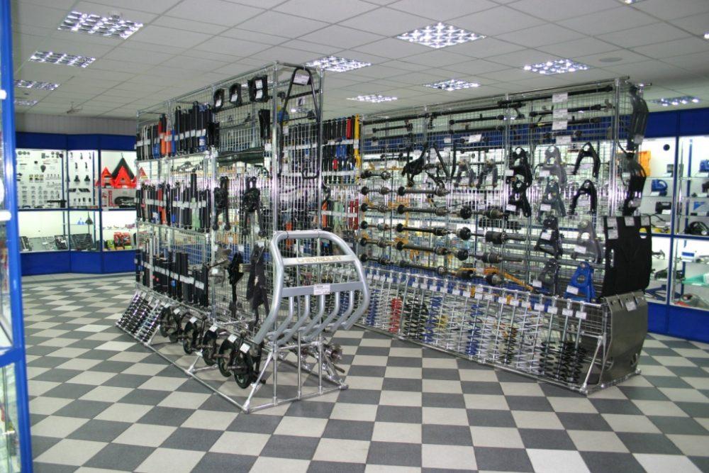 Бизнес-идея открытие магазина автозапчастей