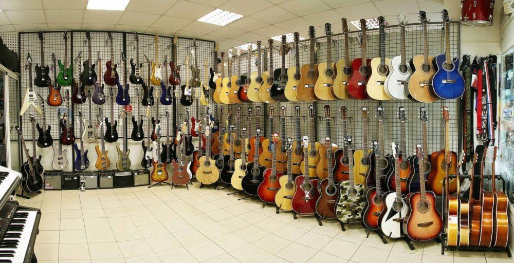 Бизнес-идея открытие музыкального магазина