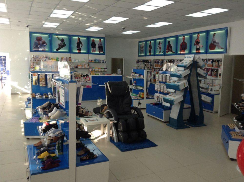 Бизнес-идея открытие ортопедического салона